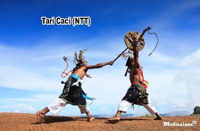 Tari Caci (NTT)