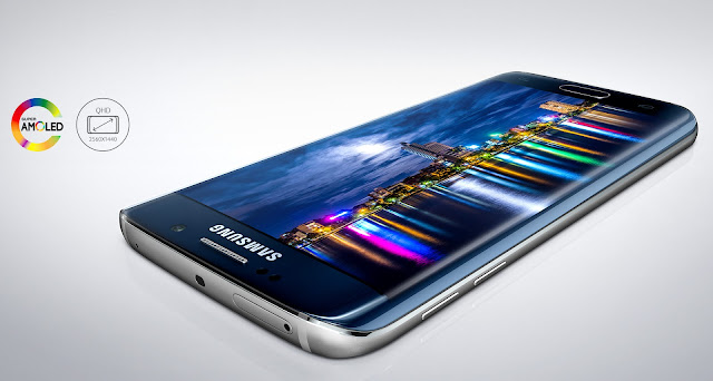 2 місце. Samsung Galaxy S6 edge 32Gb