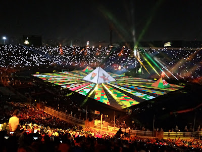 Egyptian Chronicles: AFCON 2019 : Great opening ceremony and