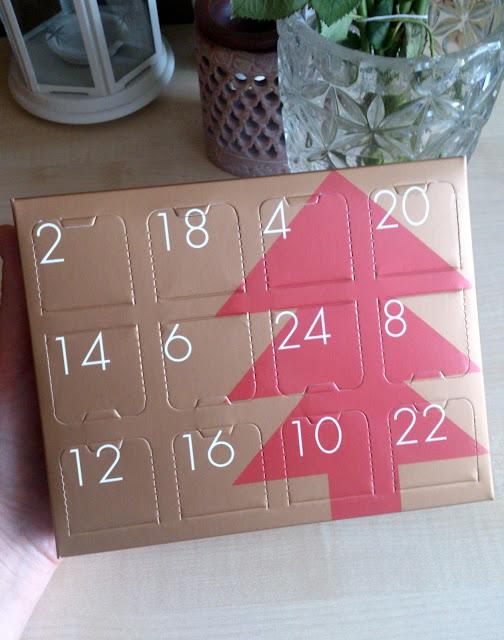 Podsumowanie kalendarza adwentowego z Chocolissimo