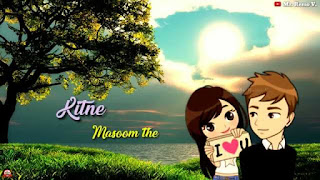 sochta hu ki wo kitne masum the video song download