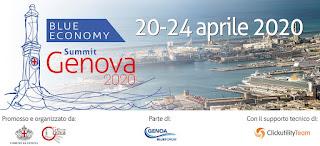 Blue Economy Summit Genova 2020