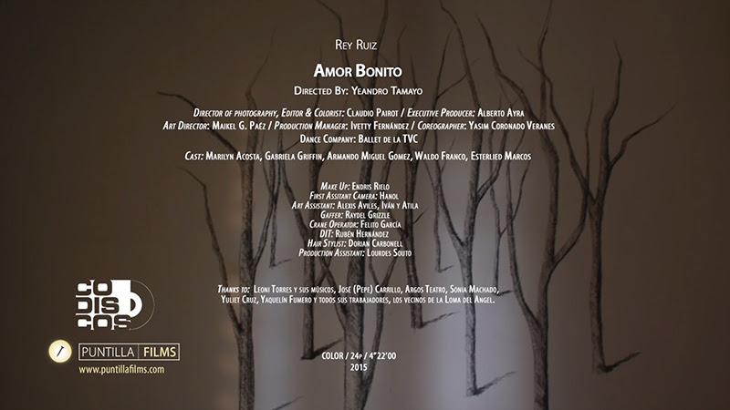 Rey Ruiz - ¨Amor bonito¨ - Videoclip - Dirección: Yeandro Tamayo. Portal Del Vídeo Clip Cubano - 10