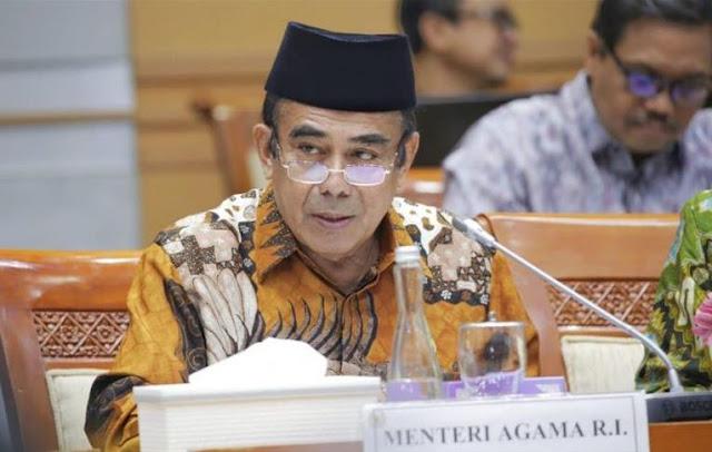 khutbah jumat menteri agama fachrul razi tidak sah