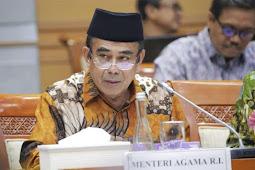 Isi Khutbahnya Dinilai Tidak Sah, Menteri Agama Jengkel