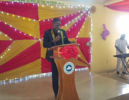 ON YOUR MARK | RCCG My Father's house (COHG parish)