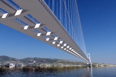 Il ponte sullo Stretto di Messina è costato 960 milioni