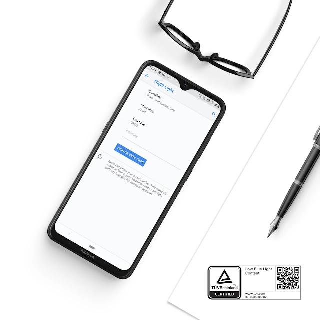 Nokia 5.3 TÜV Rheinland certification