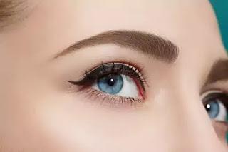 Melatih Mata Untuk Pertajam Otak