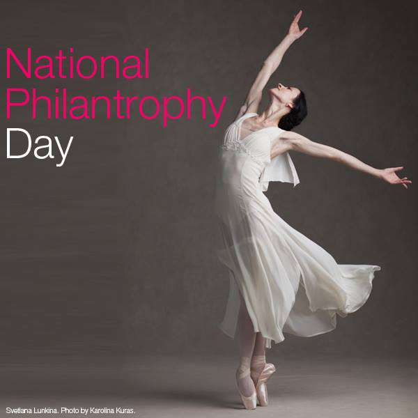 National Philanthropy Day Wishes Pics