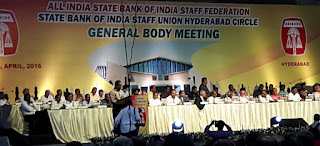 SBISUHC's 23rd General Body Meeting of held on 23rd & 24th of April 2016
