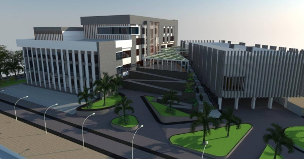 Soon to Rise: UP Visayas Main Library Complex worth 360M