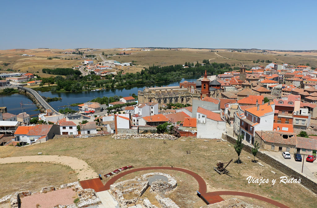 Castillo de los Duques de Alba de Alba de Tormes