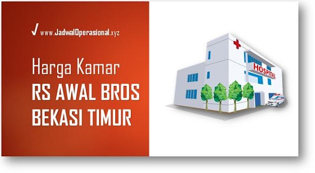Harga Kamar RS Awal Bros Bekasi Timur