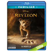 El rey león (2019) BRRip 720p Audio Dual Latino-Ingles(Links resubidos)
