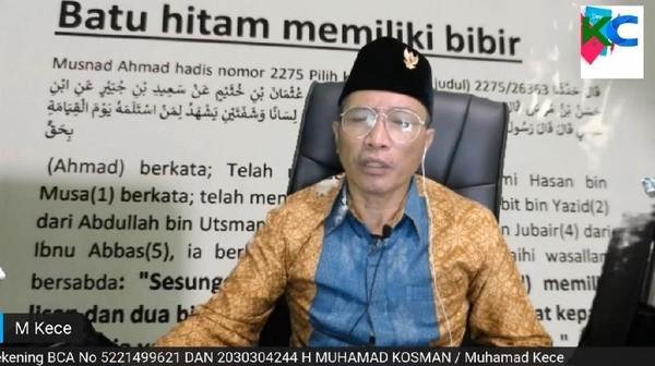Dilaporkan ke Bareskrim, Muhammad Kece Berada di Bali?