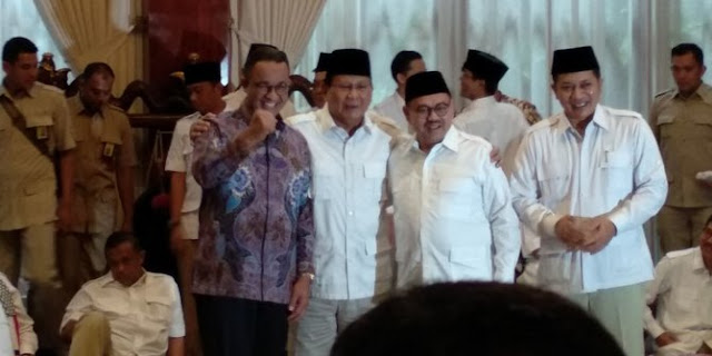 Habiburokhman: Sudirman Said Sudah Klarifikasi Bakal Dukung Prabowo