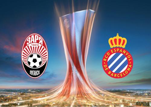 Zorya vs Espanyol -Highlights 29 August 2019