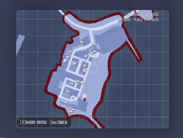 Scarface (The World Is Yours): Turf: South Beach Map (Gangs) on red river world map, guy world map, saigon world map, jurassic park world map, morocco world map, conan the barbarian world map, juarez world map, future world map, casino world map, detailed world map, tobruk world map, nivea world map, lord of the rings world map, wolf world map, city lights world map, algiers world map, simpsons world map,