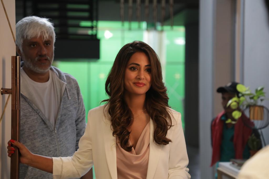 hina khan in hacked bollywood debut