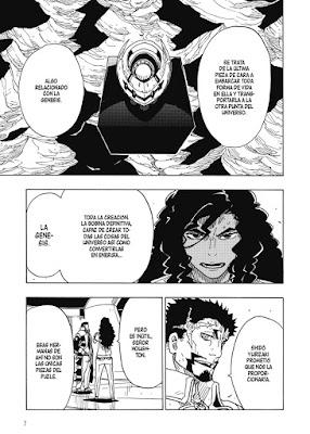 Review del manga Dimension W Vol.16 de Yûji Iwahara - Norma Editorial