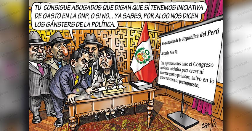 Carlincaturas Sábado 19 Diciembre 2020 - La República