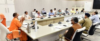 मुख्यमंत्री योगी ने सभी जनपदों में 15 जून तक ट्रूनैट मशीनों को कार्यशील करने के दिये निर्देश       संवाददाता, Journalist Anil Prabhakar.                 www.upviral24.in