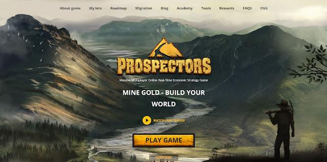 Cara Mendaftar di Game Prospectors. Game Penghasil Dollar 2019