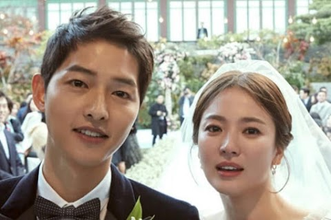 """Se revela que """"Song Joong Ki"""" presentó una demanda por divorcio sin decirle nada a Song Hye Kyo"""