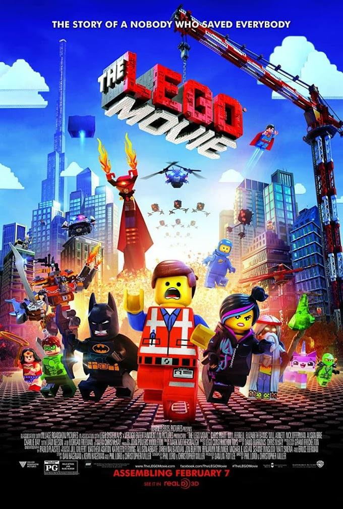 The Lego Movie 2014 Kurdi