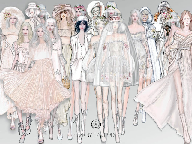 Collection robes de mariée 2022