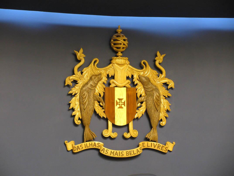 logo inside Madeira Legislative Assembly