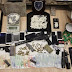 Το κρησφύγετο του ISIS με όπλα και ναρκωτικά στη Νέα Πέραμο...