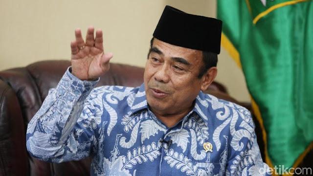 Menag: Kalau ada PNS Mendukung Khilafah, Keluar dari Indonesia