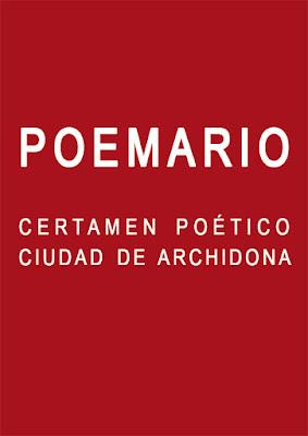 Cubierta de Poemario, Ciudad de Archidona