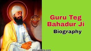 Guru-teg-Bahadur