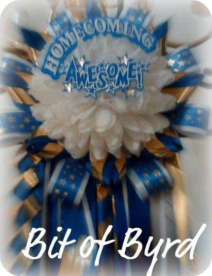 Bit Of Byrd Homecoming Mums Their History My Version