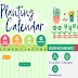What To Plant When: Growing Calendar #infographic