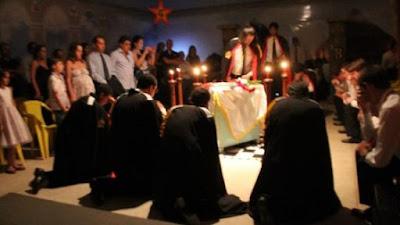 Muitos lideres religiosos tem tornado-se maçons nesses últimos anos