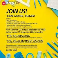 Loker PHD Jakarta 2020
