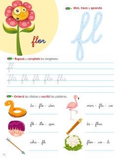 fichas-letras-cursiva