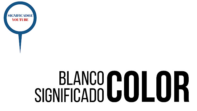 Color Blanco ¿Que significa?