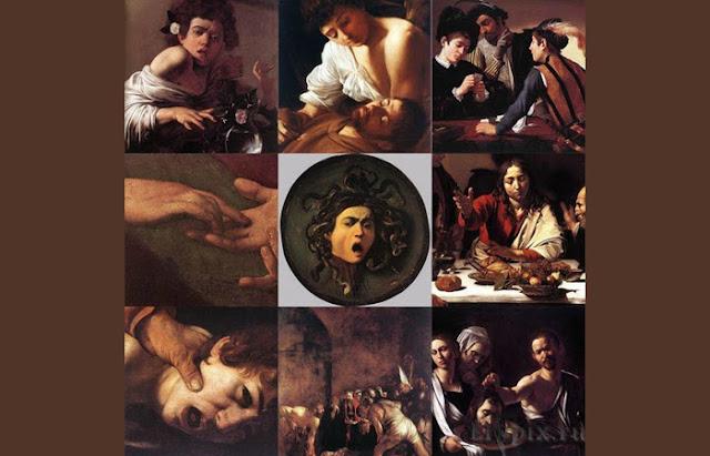 """Caravaggio foi chamado de """"o pintor de pés sujos"""""""