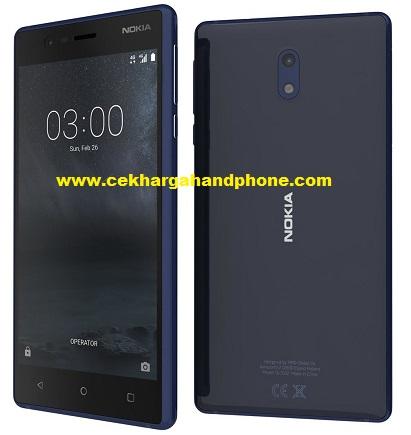 Smartphone Nokia 3 Android 8.0 Oreo Murah Dan Terbaik