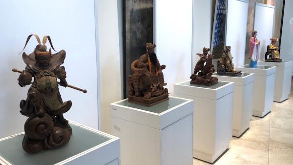 佛神造像傳藝 柯錦中泉州派傳統粧佛影像發表