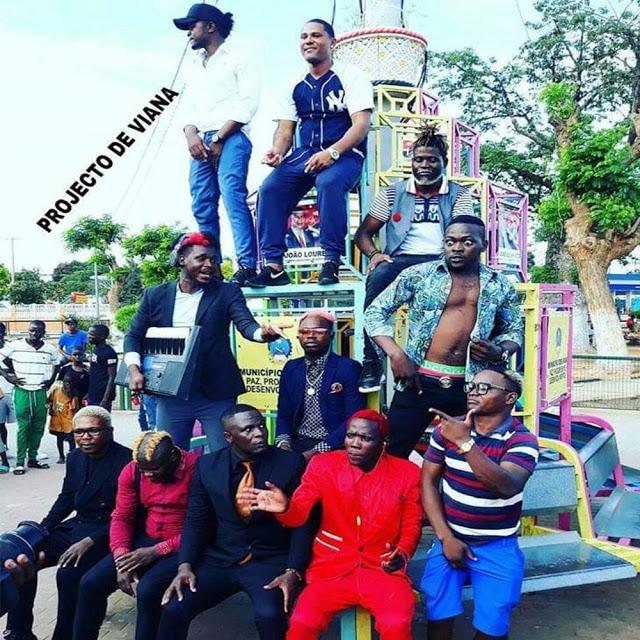 Nagrelha - Dizumba Grande (Kuduro) Download Mp3 - Naice Da