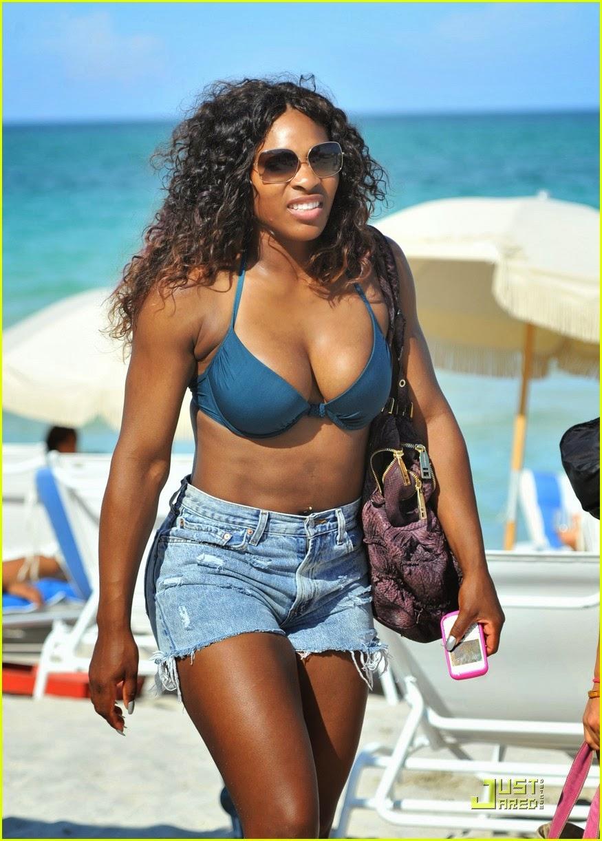 serena williams hot photos bikini