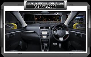 Interior Swift Sport 7