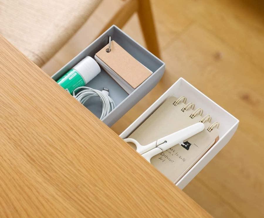 Cajones autoadhesivos para debajo del escritorio