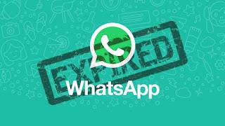 cara melihat tanggal kadaluarsa whatsapp